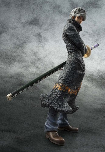 "Image 6 for One Piece - Trafalgar Law - Excellent Model - Portrait Of Pirates ""Sailing Again"" - 1/8 - Timeskip (MegaHouse)"