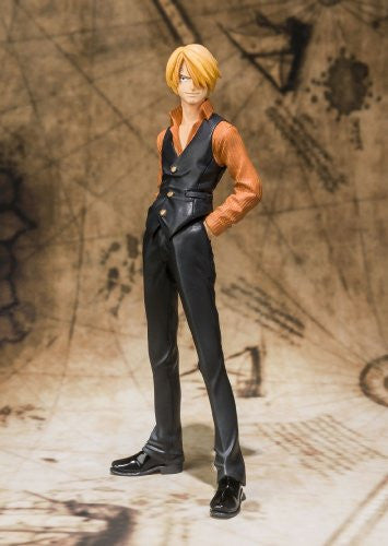 Image 7 for One Piece - Sanji - Figuarts ZERO - Battle ver. (Bandai)