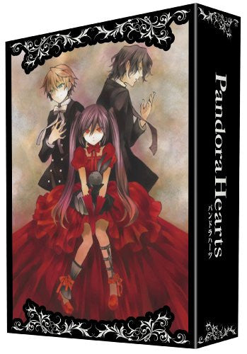 Image 1 for Pandorahearts DVD Retrace I