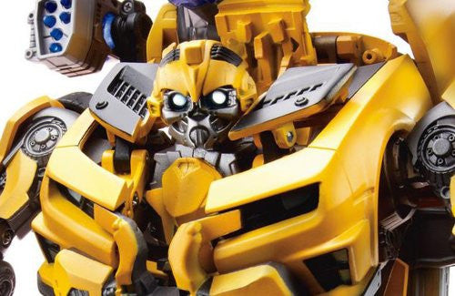 Image 2 for Transformers Darkside Moon - Bumble - Mechtech DA01 - Bumblebee - Power Arm (Takara Tomy)