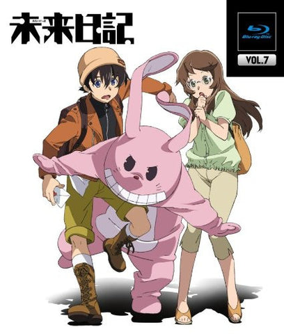Image for Future Diary / Mirai Nikki Vol.7