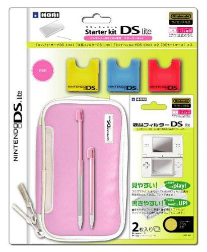 Image 1 for Starter Kit DS Lite (pink)