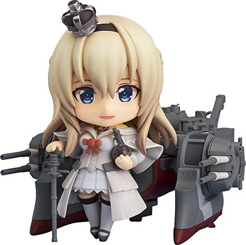 Image for Kantai Collection ~Kan Colle~ - Warspite - Nendoroid #783 (Good Smile Company)