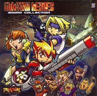 Image 1 for Gunstar Heroes Sound Collection