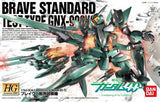 Thumbnail 2 for Gekijouban Kidou Senshi Gundam 00: A Wakening of the Trailblazer - GNX-Y903VS Brave [Standard Test Type] - HG00 #72 - 1/144 (Bandai)