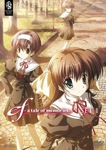 Image for Ef-a Tale Of Memories. Dvd Set 1