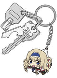 Thumbnail 3 for IS: Infinite Stratos - Cecilia Alcott - Tsumamare - Keyholder - Rubber Keychain (Cospa)