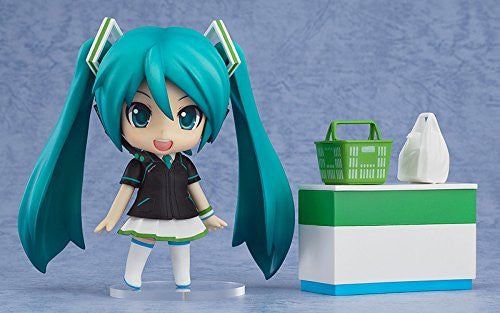 Image 4 for Vocaloid - Hatsune Miku - HappyKuji - HappyKuji Hatsune Miku 2013 Summer ver. - Nendoroid #339a - Family Mart 2013 ver. - Swimsuit ver.