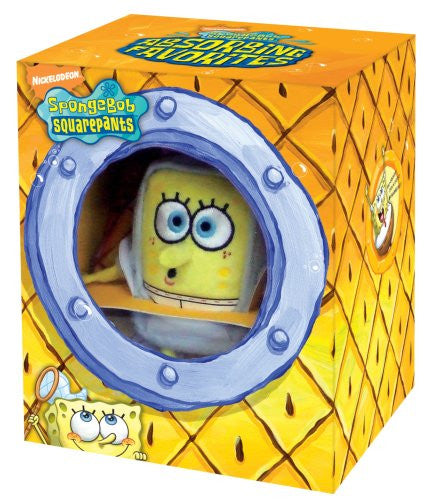 Image 1 for Spongebob Squarepants Deluxe Set - Absorbing Favorites