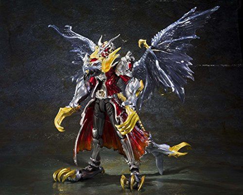 Image 3 for Kamen Rider Wizard - S.I.C. - Flame Dragon Style, All Dragon (Bandai)