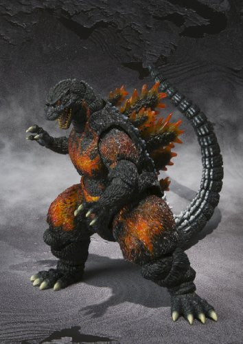 Image 3 for Gojira vs. Destoroyah - Burning Gojira - S.H.MonsterArts - Gojira (1995) (Bandai)