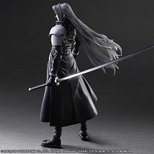 Image 6 for Final Fantasy VII: Advent Children - Sephiroth - Play Arts Kai (Square Enix)