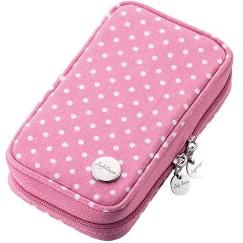 Image 1 for 3DS Canvas Case (Pink Dot)