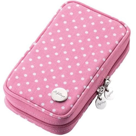 Image for 3DS Canvas Case (Pink Dot)