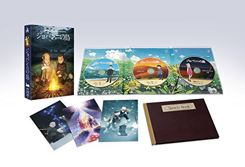 Image 2 for Giovanni No Shima Special Edition [2Blu-ray+CD]