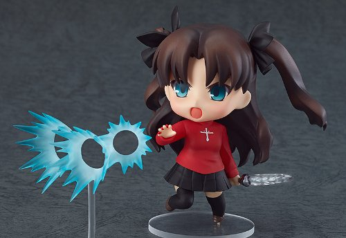 Image 4 for Fate/Stay Night - Tohsaka Rin - Nendoroid #409 (Good Smile Company)