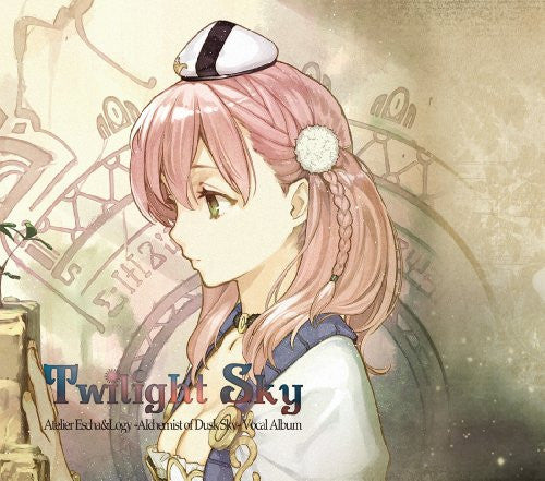 Image 1 for Twilight Sky Atelier Escha & Logy -Alchemist of Dusk Sky- Vocal Album