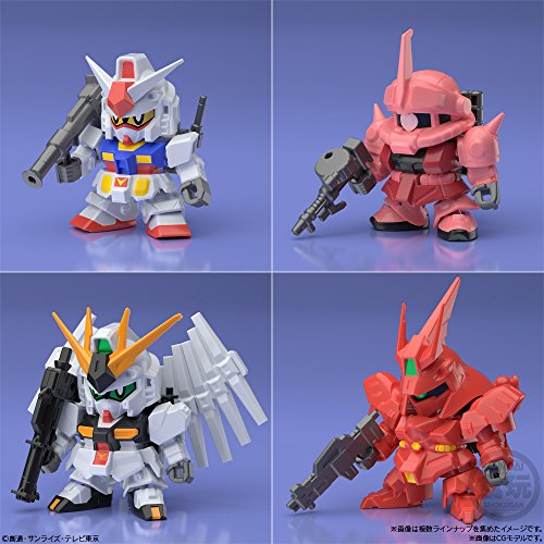 Gundam Build Divers - Shock Gundam - Minipla - Super Shock Gundam (Bandai)