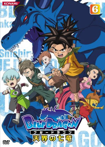 Image for Blue Dragon - Tenkai No Shichiryu 6