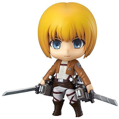 Image 1 for Shingeki no Kyojin - Armin Arlert - Nendoroid #435 (Good Smile Company)