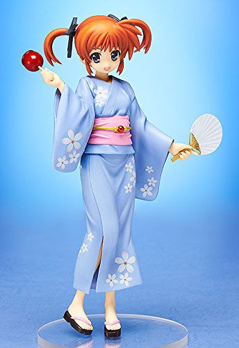 Image 2 for Mahou Shoujo Lyrical Nanoha The Movie 2nd A's - Takamachi Nanoha - 1/8 - Yukata ver. (FREEing)