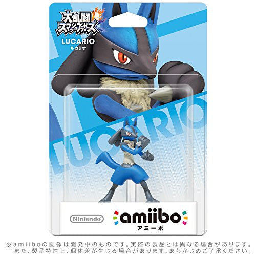Image 2 for amiibo Super Smash Bros. Series Figure (Lucario)