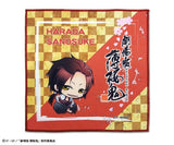Thumbnail 1 for Hakuouki Shinsengumi Kitan - Hakuouki Shinsengumi Kitan Movie 1 - Kyoto Ranbu - Harada Sanosuke - Mini Towel - Towel (Gate)