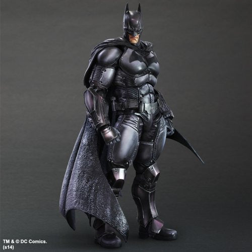 Image 3 for Batman: Arkham Origins - Batman - Play Arts Kai (Square Enix)