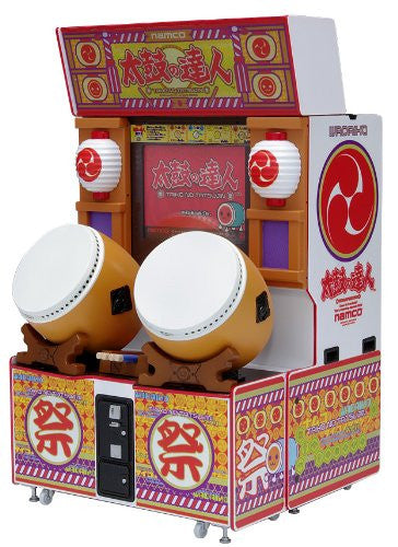 Image 8 for Taiko no Tatsujin - Memorial Game Collection Series - Taiko no Tatsujin Arcade Cabinet - 1/12 - First Edition (Namco Wave)