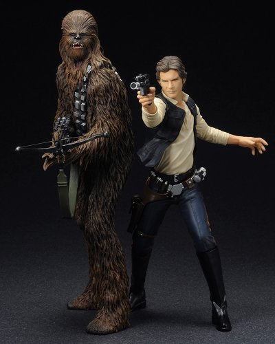 Image 11 for Star Wars - Han Solo - Star Wars Episode IV: A New Hope ARTFX + - 1/10 (Kotobukiya)