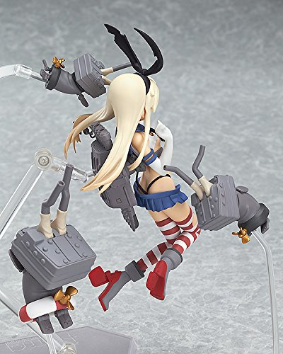 Image 3 for Kantai Collection ~Kan Colle~ - Rensouhou-chan - Shimakaze - figFIX #001 - Chuuha ver. (Max Factory)