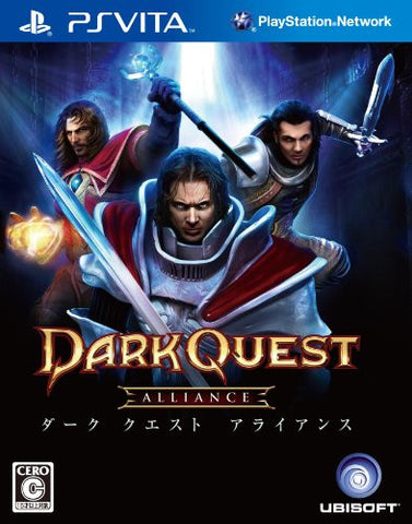 Dark Quest Alliance