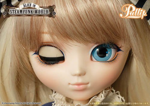 Image 2 for Pullip P-151 - Pullip (Line) - 1/6 - Alice In Steampunk World (Groove)