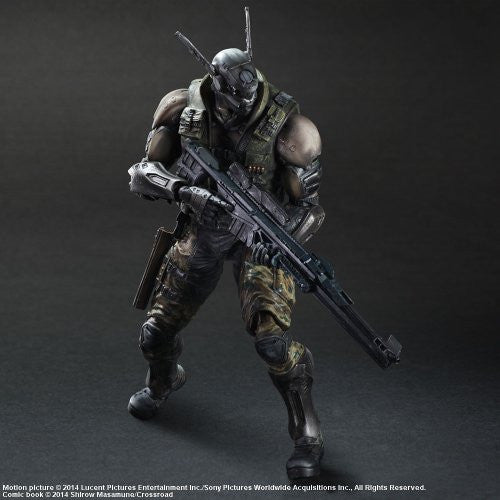 Image 6 for Appleseed Alpha - Briareos Hecatonchires - Play Arts Kai (Square Enix)