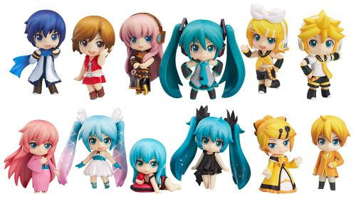 Image 1 for Vocaloid - Hatsune Miku Selection - Nendoroid Petit - Blind Box Set