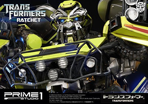 Image 3 for Transformers (2007) - Ratchet - Museum Masterline Series MMTFM-13 (Prime 1 Studio)