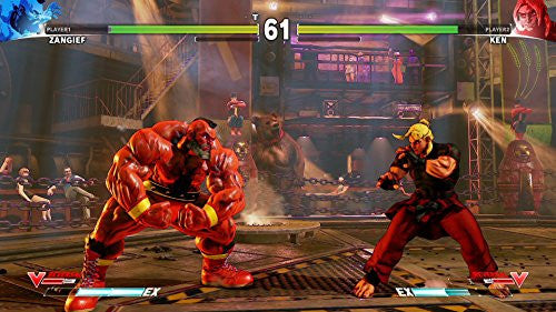 Image 3 for STREET FIGHTER V - HOT! PACKAGE