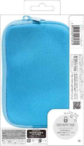 Image 2 for Palette Multi Soft Pouch for 3DS (Sky Blue)