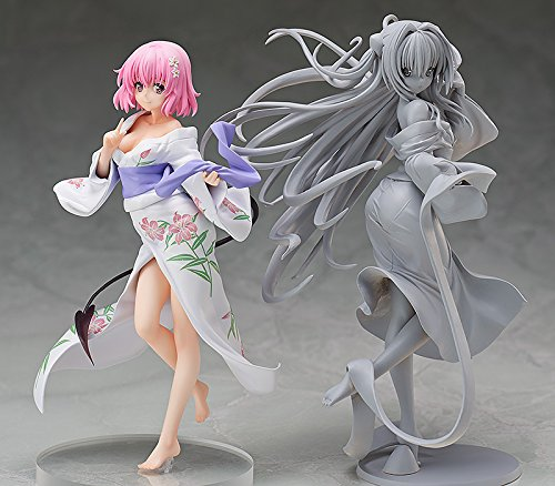 Image 5 for To LOVEru Darkness - Momo Belia Deviluke - 1/8 - Yukata ver. (FREEing)