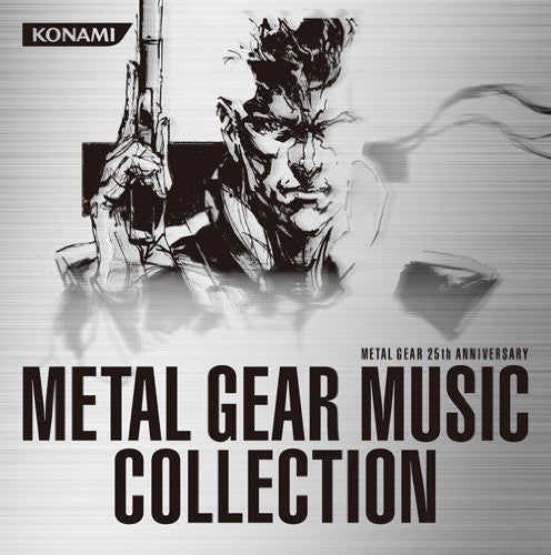 Image 1 for Metal Gear 25th Anniversary ~ Metal Gear Music Collection