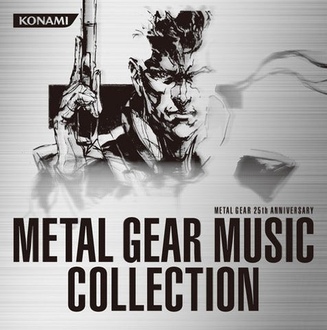 Image for Metal Gear 25th Anniversary ~ Metal Gear Music Collection