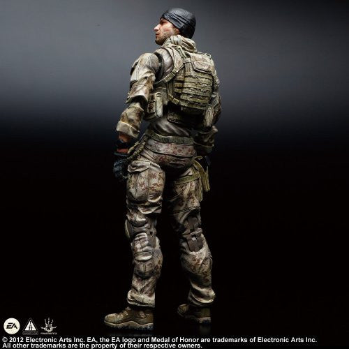 Image 4 for Medal of Honor: Warfighter - Preacher - Play Arts Kai (Square Enix)