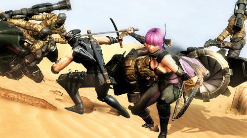 Image 2 for Ninja Gaiden 3: Razor's Edge [Koei the Best]