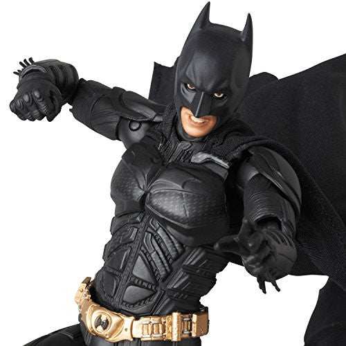 Image 4 for The Dark Knight Rises - Batman - Mafex #7 - Ver.2.0 (Medicom Toy)