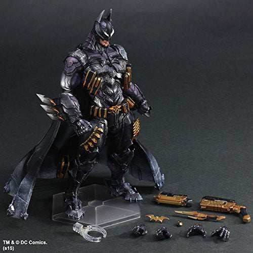 Image 6 for DC Universe - Batman - Play Arts Kai - Variant Play Arts Kai - Armored (Square Enix)