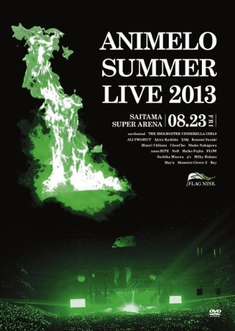 Image for Animelo Summer Live 2013 Flag Nine 8.23