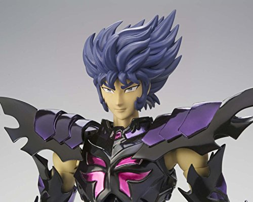 Image 6 for Saint Seiya - Cancer Death Mask - Myth Cloth EX - Hades Specter Surplice (Bandai)