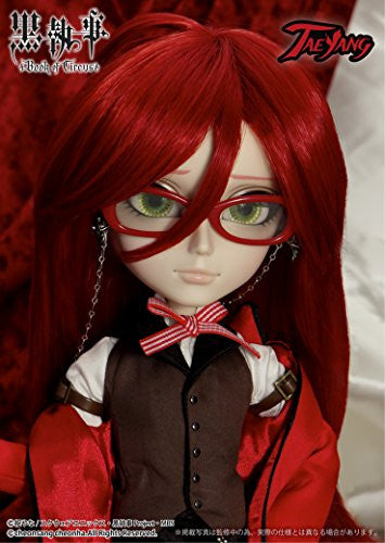Image 7 for Kuroshitsuji ~Book of Circus~ - Grell Sutcliff - Pullip (Line) - TaeYang T-255 - 1/6 (Groove)