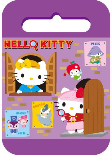 Image 1 for Hello Kitty Ringo No Mori No Mystery Vol.7 [DVD+Handy Case Limited Edition]