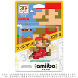 Thumbnail 2 for Super Mario Brothers - Mario - Amiibo - Amiibo Super Mario Bros. 30th Series - Classic Colour (Nintendo)